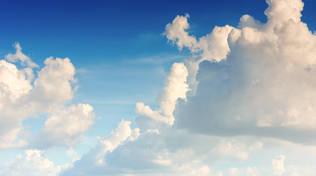 nuvole  nuvoloso