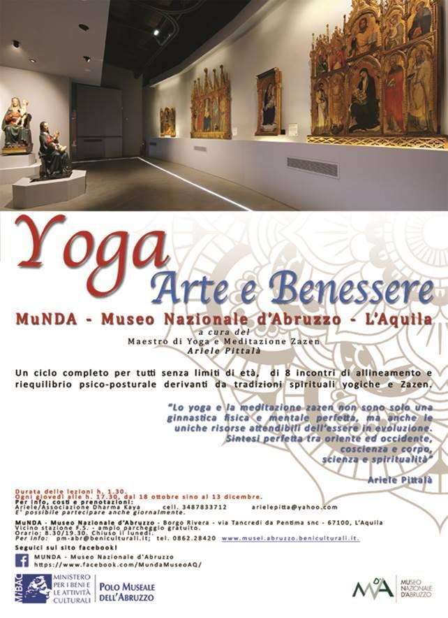yoga al Munda