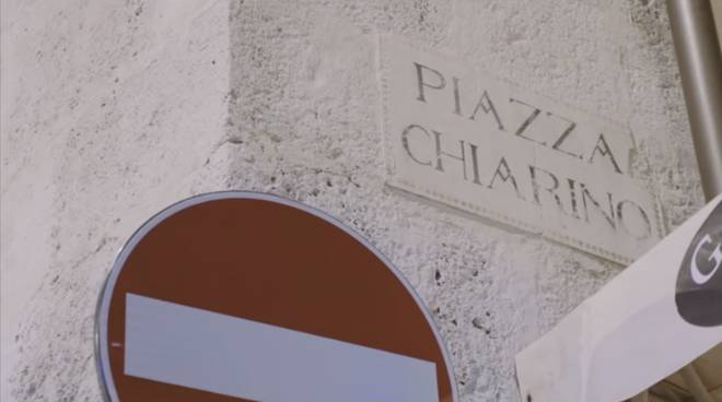 piazza chiarino video