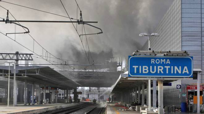 Roma Tiburtina Stazione