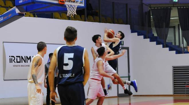 serie C Nuovo Basket Aquilano