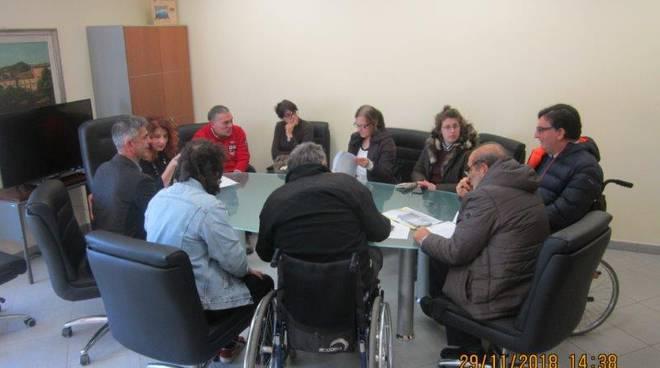 tavolo disabilità