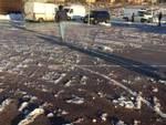 ghiaccio piazza d'armi