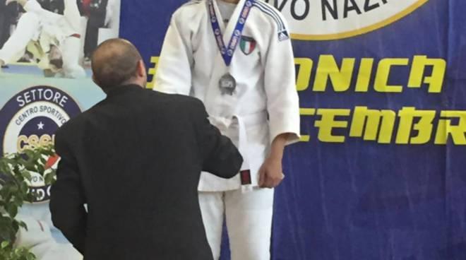 judo claudia brizzi