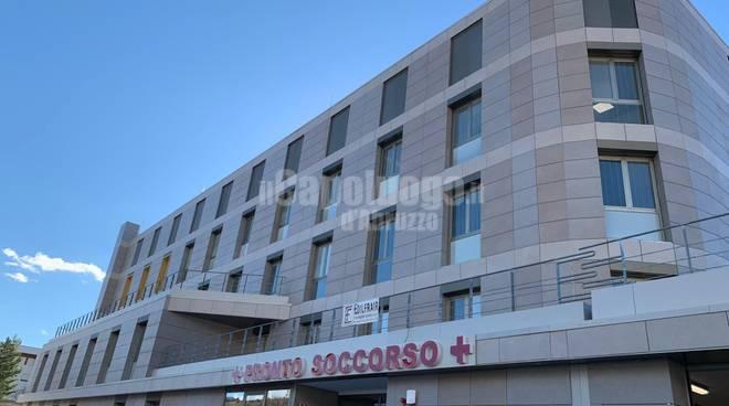 Ospedale nuovo di Sulmona