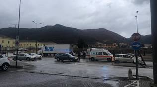 incidente viale corrado iv 18.01.2019