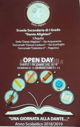 open day dante