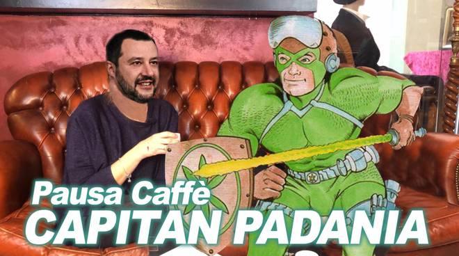PAUSA CAFFè SALVINI