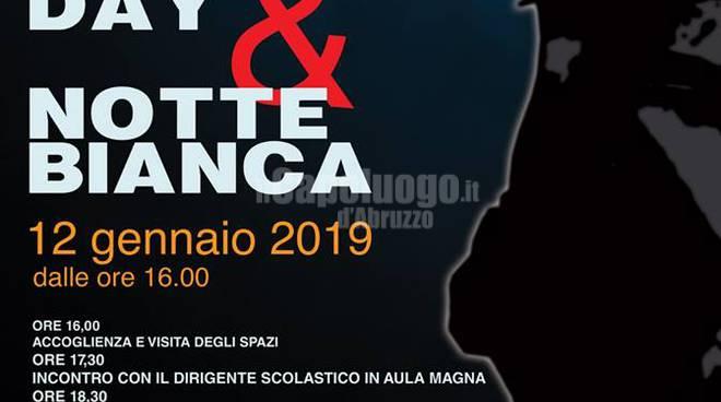 Tragicomicamente Antigone, Open Day Liceo Classico Ovidio
