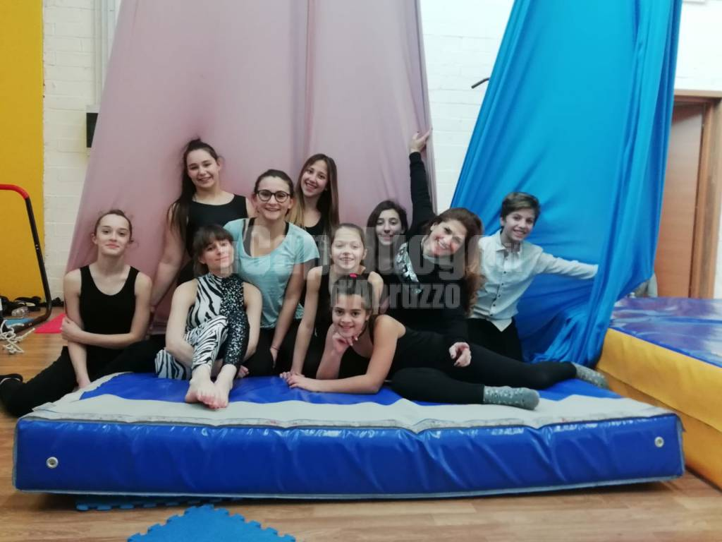 Aerial Silks Competition Italy