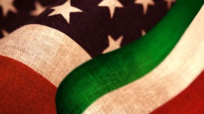 bandiera italoamericana