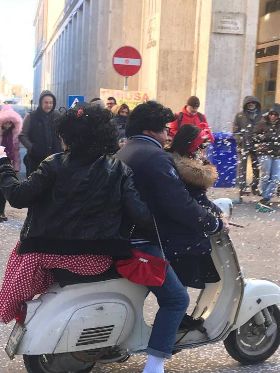 carnevale aquilano 2019 piazza duomo