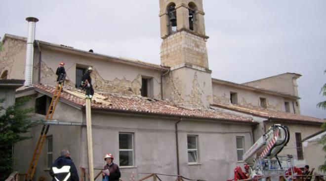 monastero paganica terremoto 2009