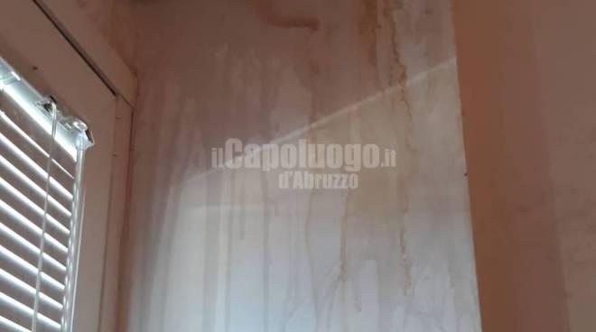 muffa progetto case manutenzione parete acqua