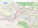OPEN STREET MAP MAPPA L'AQUILA