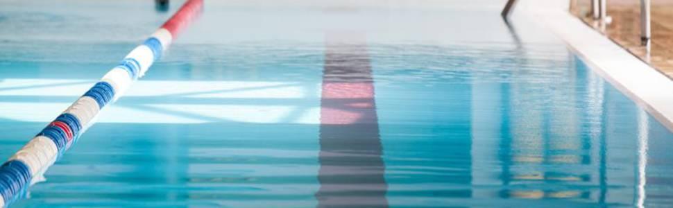 piscina vuota