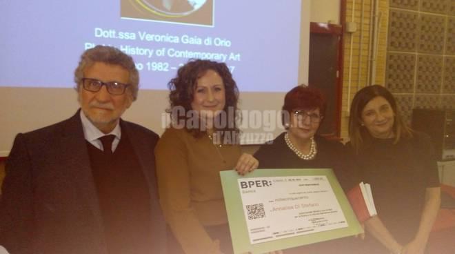 Annalisa Di Stefano Primo Premio Gaia Di Orio