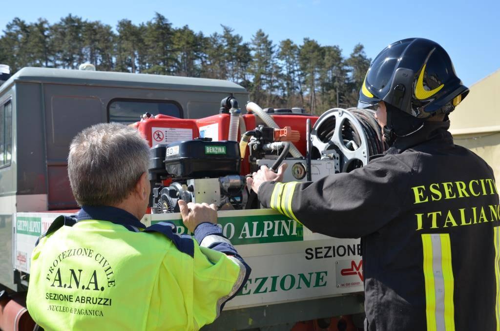 Ana  esercito italiano