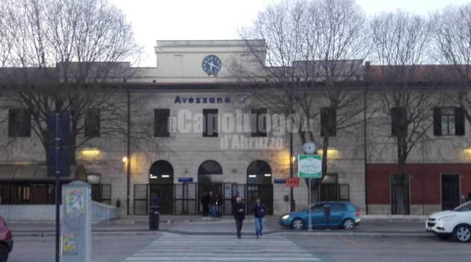 stazione di avezzano