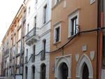 corso vittorio emanuele centro storico palazzo palazzi del centro l'aquila