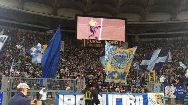 Curva Nord Lazio Club L'Aquila