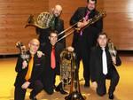 Omaggio a Bernstein a Pizzoli e Marsican Brass Quartet a Navelli