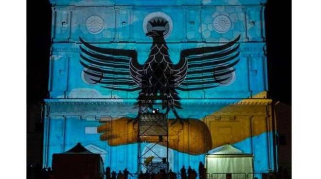Univaq, La ricostruzione dell'Aquila, traduzione di una città