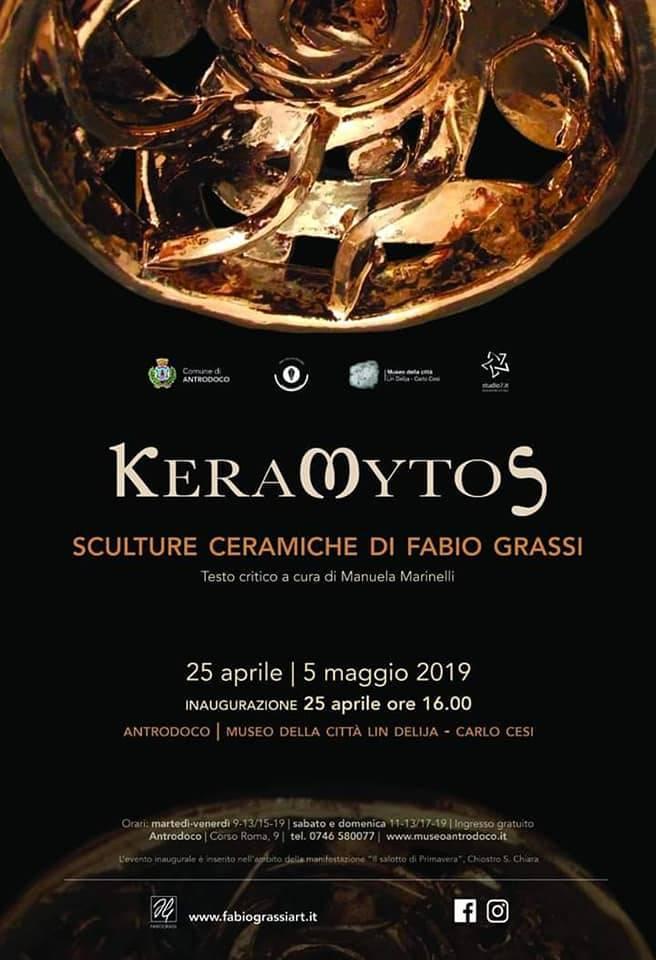 25 aprile antrodoco keramytos salone di primavera