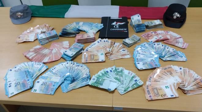 sequestro banconote