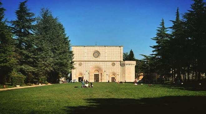 collemaggio basilica