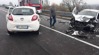incidente mortale pizzoli e cagnano