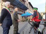 militari in bici