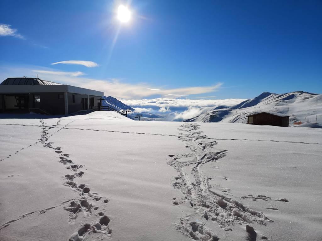 neve campo imperatore luigi faccia