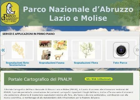 parco nazionale portale