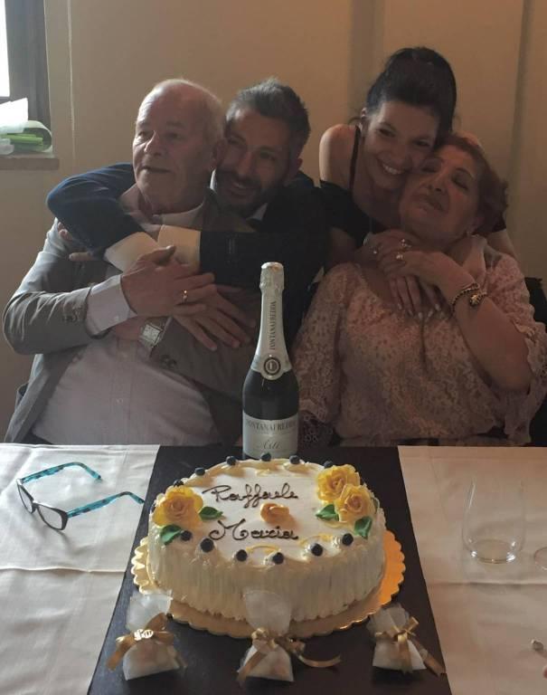 Maria E Raffaele Tanti Auguri Per I 50 Anni Di Matrimonio