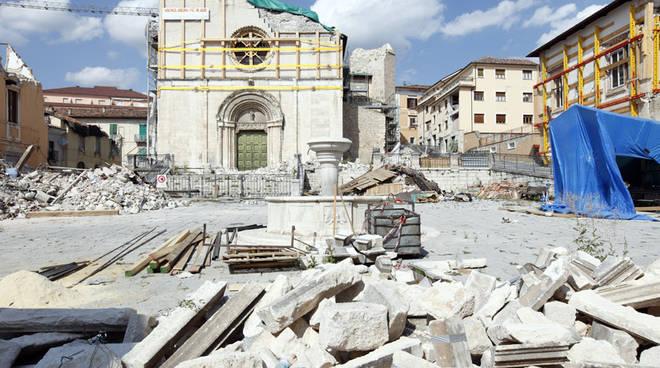 san pietro terremoto 2009