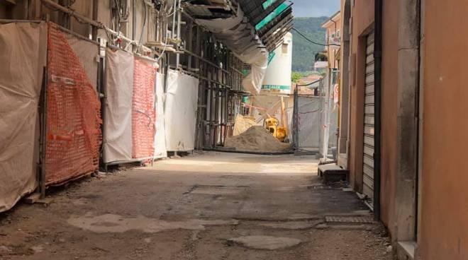 Cantiere Via Antinori 2