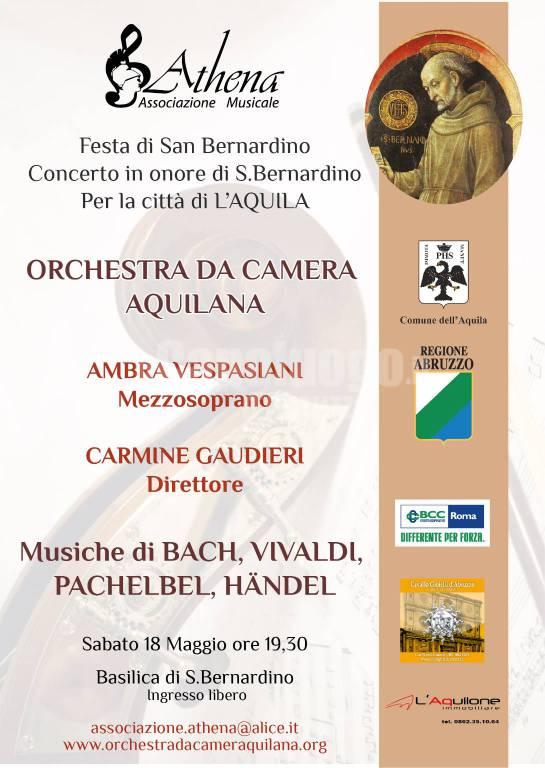 concerto san bernardino
