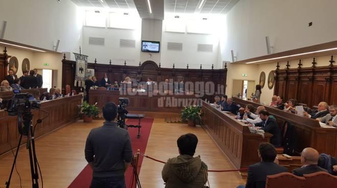 consiglio comunale centro storico