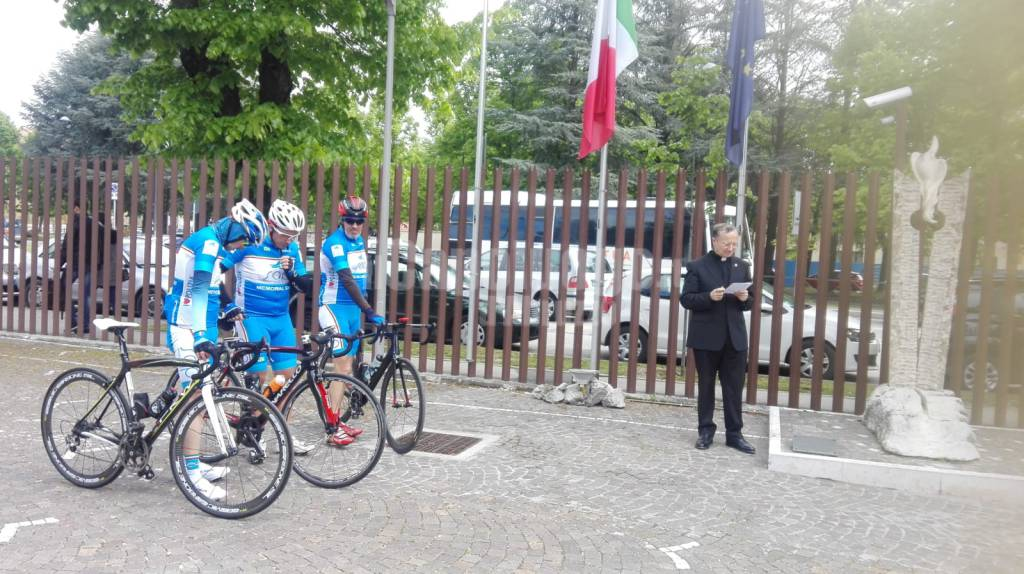 staffetta giro memorial day