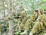 alpini 9 reggimento l'aquila con soldati oman