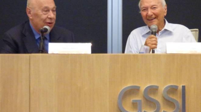 Paolo Mieli e Piero Angela