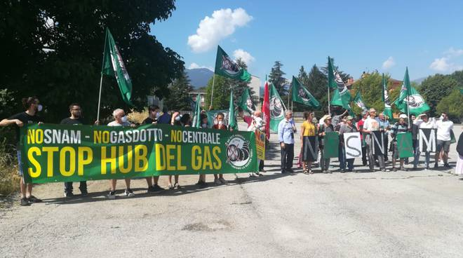 sit in Sulmona Snam
