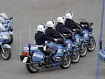 moto polizia