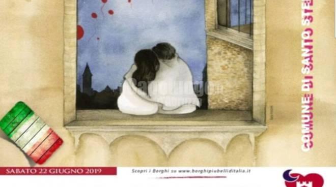 notte romantica a santo stefano