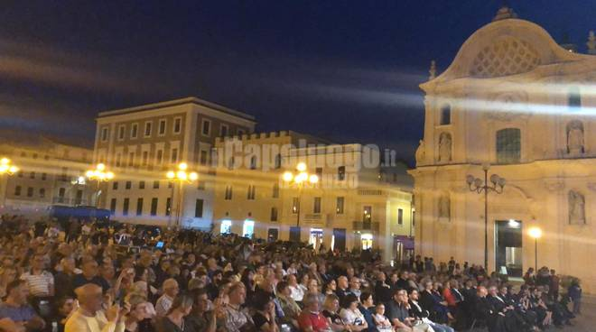 piazza duomo fanfara carabinieri 10 giugno 2019