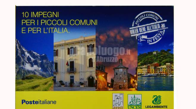 poste italiane pescocostanzo