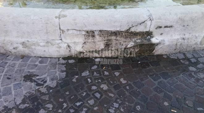 fontana a pie' di piazza