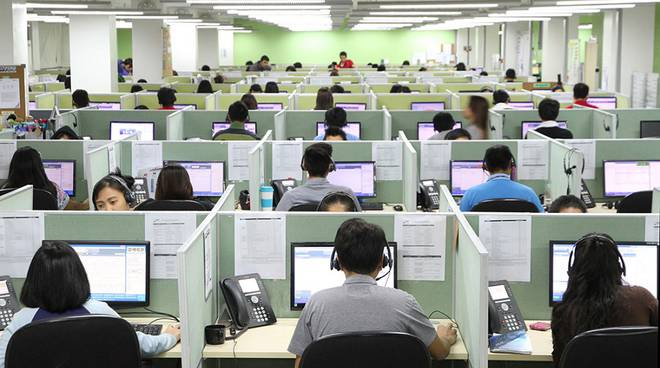 contact center inps