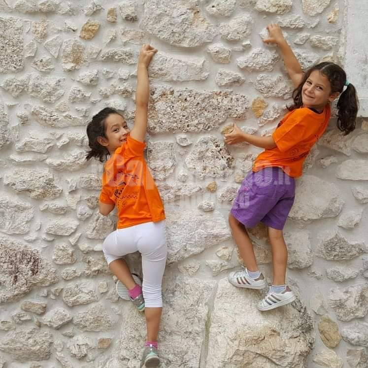 Gollum Climbing Academy a Castel Del Monte